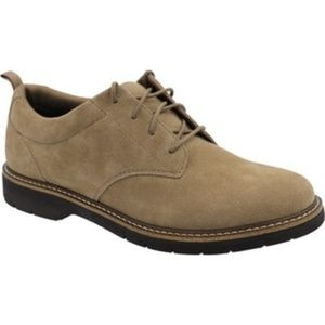 Dr. Scholl's Resolute Tan Suede Oxford Shoes 13